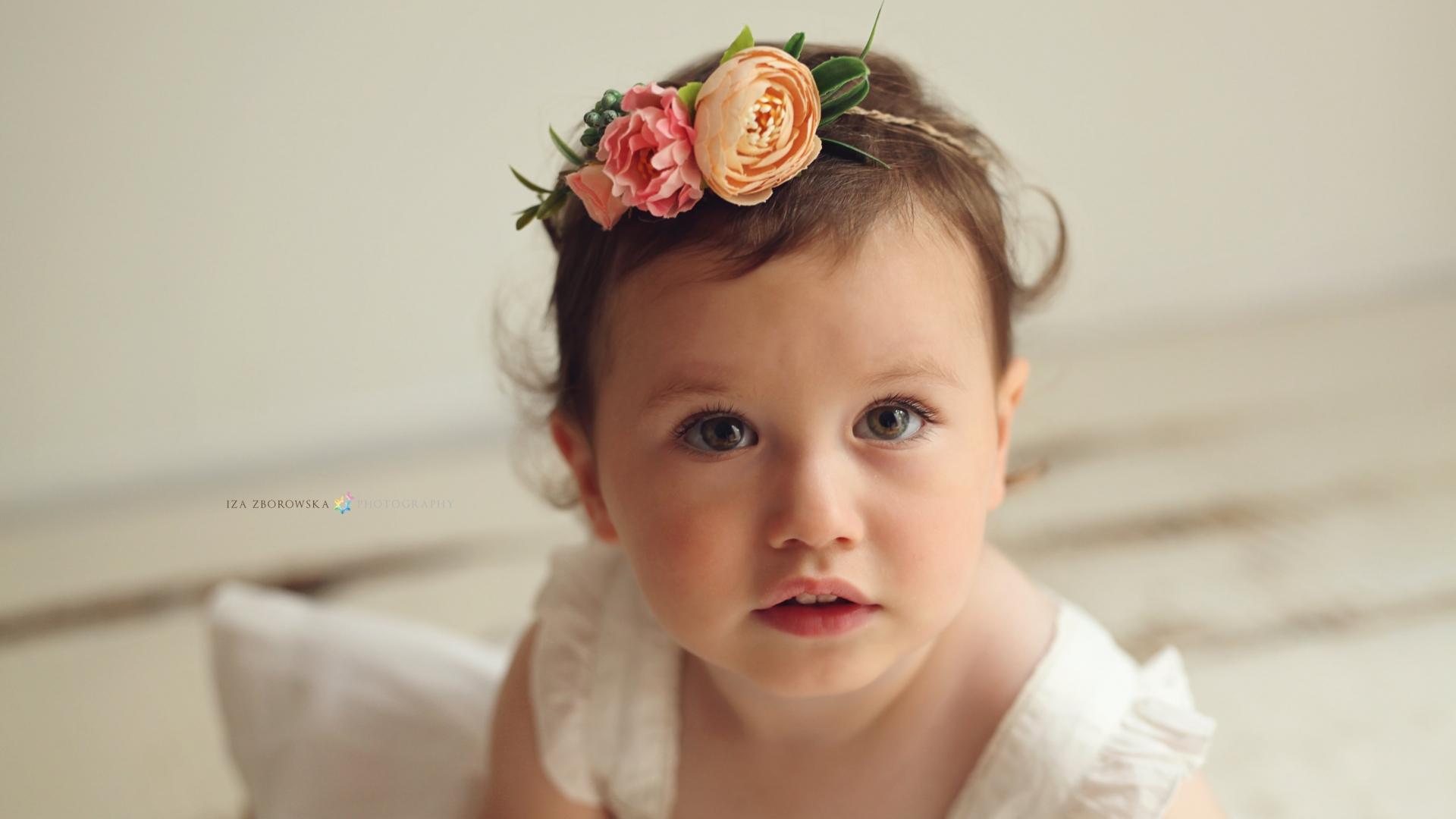 Sesja niemowlęca/dziecięca